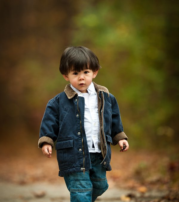 3 Tips for Beautiful Fall Portraits